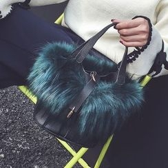 Youshine - Furry Handbag