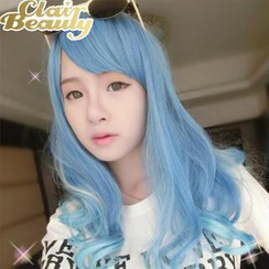 Clair Beauty - Long Full Wig - Highlight Wavy