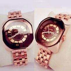 Nanazi Jewelry - 钢带手表