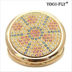 Yogi-Fly - Beauty Compact Mirror (MZ-101G)