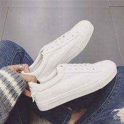 kokoin - Contrast Heel Sneakers