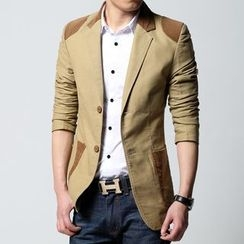 Cipher - Panel Blazer