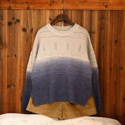 tete - Ombre Sweater