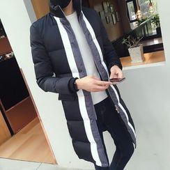 Bay Go Mall - Zip Padded Coat