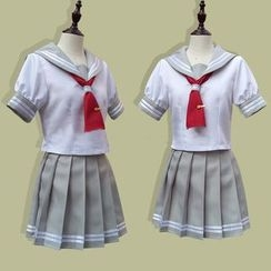 uCoser - Lovelive!Sunshine!!Cosplay Costume
