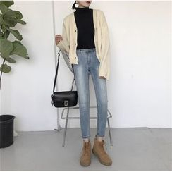 Chililala - Washed Skinny Jeans