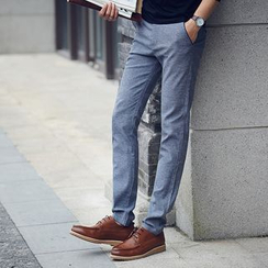 DUKESEDAN - Slim-Fit Dress Pants