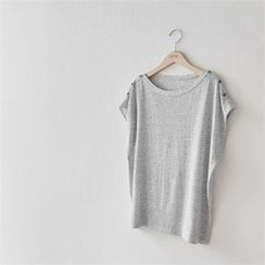 PEPER - Sleeveless Knit Top