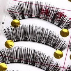 Marlliss - Eyelash (D-30) (10 pairs)