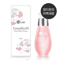 W.Lab - Camellia 60 Pure White Serum 30ml