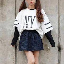 Fashion Street - Lettering T-Shirt
