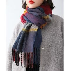HORG - Color Block Scarf