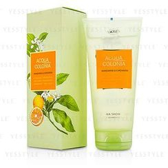 4711 - Acqua Colonia Mandarine and Cardamom Aroma Shower Gel