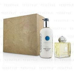 Amouage - Ciel Coffret: Eau De Parfum Spray 100ml/3.4oz + Body Lotion 300ml/10oz