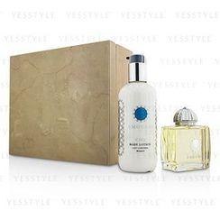 Amouage - Ciel Coffret: Eau De Parfum Spray 100ml/3.4oz + Body Lotion 300ml/10oz