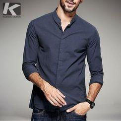 Quincy King - 细条纹衬衫