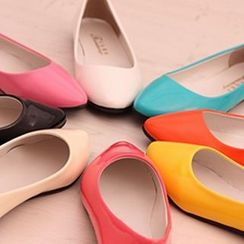 IYATO - Pointy-Toe Flats
