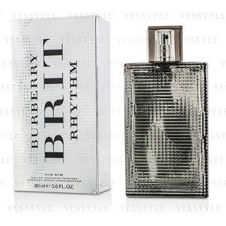 burberry spray  burberry brit rhythm