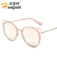 Koon - Cut Out Frame Cat Eye Sunglasses