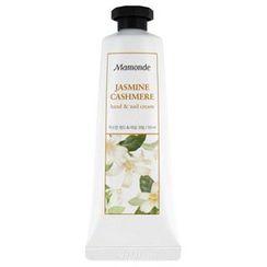 Mamonde - Jasmine Cashmere Hand & Nail Cream 50ml