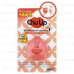 ROHTO - Chu Lip Lip Balm (NY, Brilliant My Way)