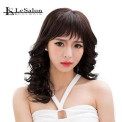 LeSalonWigs - Medium Long Curly Full Wig
