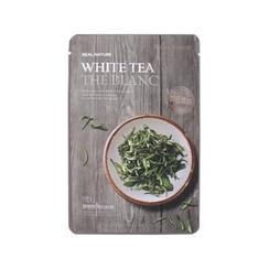 The Face Shop - Real Nature White Tea Mask Sheet 1pc
