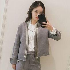 LRZ - Knit Jacket