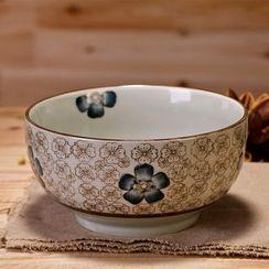 Time4Tea - Floral Print Ceramic Bowl