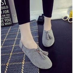 BAYO - 吊蘇平跟鞋