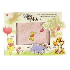 T'S Factory - Winnie the Pooh Plastic Photo Frame