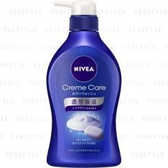 NIVEA - Crème Care Body Wash (European White Soap)