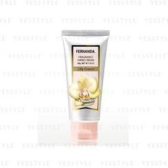 Fernanda - Fragrance Hand Cream Lily (Melons and Cedarwood