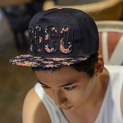 Doonie - Embroidered Snapback Cap