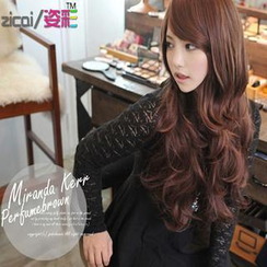 Aura Wigs - Long Full Wig - Wavy