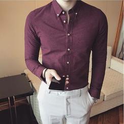 YONDER - 長袖襯衫