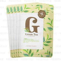 Etude House - I Need You, Green Tea! Mask Sheet