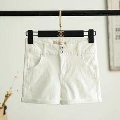 BOHIN - Plain Shorts