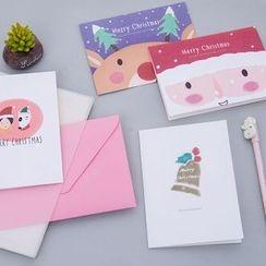 Show Home - Christmas Card