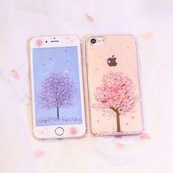 Sea Girl - Printed Case for iPhone 6 / 6 Plus / 7 / Plus