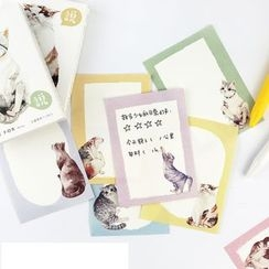 Cute Essentials - Cat Print Notepad