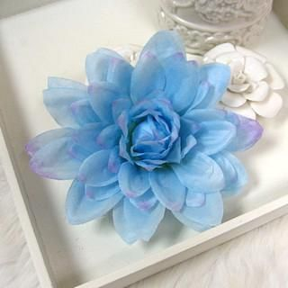 MML - Bridal Flower Barrette(1pc)