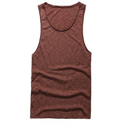 Mannmix - Plain Tank Top