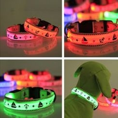 Hotaru - Print LED Pet Collar