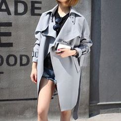 Romantica - Belted Trench Coat