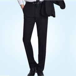 Cipher - Plain Dress Pants