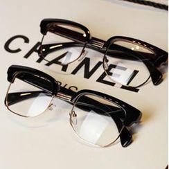 UnaHome Glasses - 半框眼镜