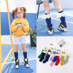 March Daisy - Wings Accent Kids Socks