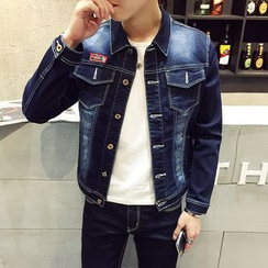 Hawoo - Washed Denim Jacket