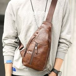 BagBuzz - Faux Leather Sling Bag